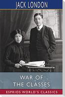 War of the Classes (Esprios Classics)