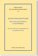 Das Leben des Soufleurs Leopold Böttger