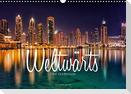 Weltwärts - Eine Städtereise (Wandkalender 2021 DIN A3 quer)