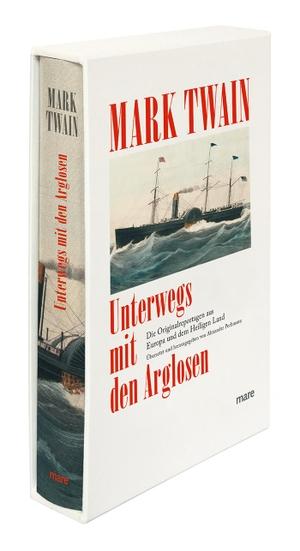 Twain, Mark. Unterwegs mit den Arglosen - Die Orig