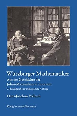 Vollrath, Hans-Joachim. Würzburger Mathematiker -