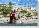 Das Heilige Land um 1900 - Fotos neu restauriert und koloriert (Wandkalender 2022 DIN A3 quer)