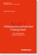 Nationalsozialistischer Untergrund