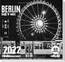 Berlin Black 'N White Kalender 2022