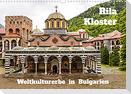 Rila Kloster - Weltkulturerbe in Bulgarien (Wandkalender 2022 DIN A3 quer)