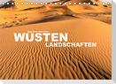 Wüstenlandschaften (Tischkalender 2022 DIN A5 quer)
