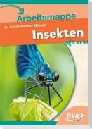 Leselauscher Wissen Insekten Arbeitsmappe