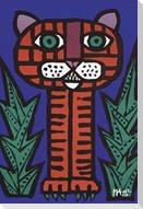 Piatti Postkarte Tiger VE 1=10