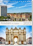 Potsdam in Farbe (Tischkalender 2022 DIN A5 hoch)