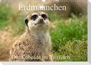 Erdmännchen - Die Kobolde im Tierreich (Wandkalender 2022 DIN A3 quer)