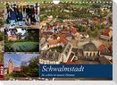 Schwalmstadt (Wandkalender 2022 DIN A4 quer)