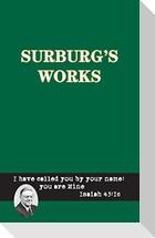 Surburg's Works - Apologetics and Evolution