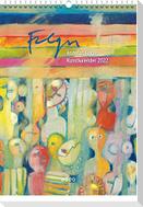 Kunstkalender 2022- Wandkalender