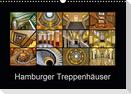 Hamburger Treppenhäuser (Wandkalender 2021 DIN A3 quer)