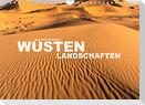 Wüstenlandschaften (Wandkalender 2022 DIN A4 quer)