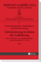 Globalisierung in Zeiten der Aufklärung
