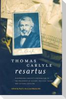 Thomas Carlyle Resartus