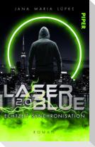 Laser Blue 2.0 - Echtzeit Synchronisation