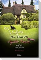 Agatha Raisin und die tote Witwe
