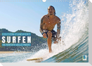 Wellenreiten: Die perfekte Welle finden - Edition Funsport (Wandkalender 2022 DIN A3 quer)