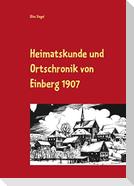 Heimatskunde und Ortschronik von Einberg