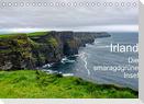 Irland - Die smaragdgrüne Insel (Tischkalender 2022 DIN A5 quer)