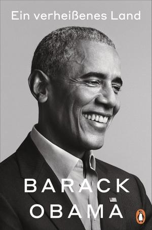 Obama, Barack. Ein verheißenes Land. Penguin Verl