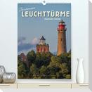 Die schönsten Leuchttürme - Deutsche Ostsee (Premium, hochwertiger DIN A2 Wandkalender 2022, Kunstdruck in Hochglanz)