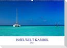 Inselwelt Karibik (Wandkalender 2021 DIN A2 quer)
