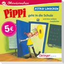 Pippi geht in die Schule und eine weitere Geschichte