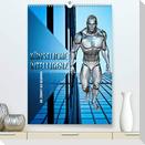 Künstliche Intelligenz - die Zukunft hat begonnen (Premium, hochwertiger DIN A2 Wandkalender 2021, Kunstdruck in Hochglanz)