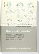 """Diagnose """"Psychopathie"""""""
