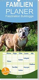 Faszination Bulldogge (Wandkalender 2022 , 21 cm x 45 cm, hoch)