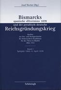 """Bismarcks spanische """"Diversion"""" 1870 und der preußisch-deutsche Reichsgründungskrieg 1"""