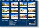 Borkum - Inselblicke (Wandkalender 2021 DIN A3 quer)
