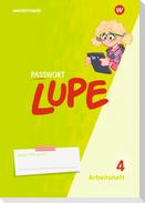 PASSWORT LUPE - Sprachbuch 4. Arbeitsheft