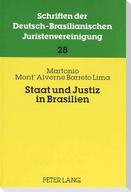 Staat und Justiz in Brasilien