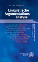 Linguistische Argumentationsanalyse
