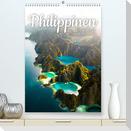 Philippinen - Ein wahres Inselparadies. (Premium, hochwertiger DIN A2 Wandkalender 2022, Kunstdruck in Hochglanz)
