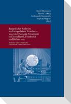 Bürgerliches Recht im nachbürgerlichen Zeitalter - 100 Jahre Soziales Privatrecht in Deutschland, Frankreich und Italien