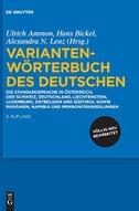 Variantenwörterbuch des Deutschen