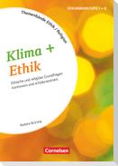Themenbände Religion und Ethik - Klima + Ethik - Kopiervorlagen