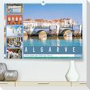Algarve - Vom Ende der Welt bis Tavira (Premium, hochwertiger DIN A2 Wandkalender 2022, Kunstdruck in Hochglanz)
