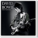 David Bowie 2022 - 18-Monatskalender