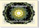 Meditation - Asiatische Weisheiten (Wandkalender 2021 DIN A2 quer)
