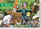 Fernweh und Traumziele: Tokio entdecken (Wandkalender 2022 DIN A2 quer)