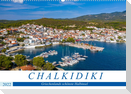 Chalkidiki - Griechenlands schönste Halbinsel (Wandkalender 2022 DIN A2 quer)
