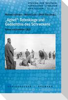 """""""Aghet"""": Totenklage und Gedächtnis des Schreckens"""