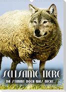 Seltsame Tiere - da stimmt doch was nicht... (Wandkalender 2022 DIN A3 hoch)