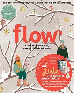 Gruner+Jahr GmbH (Hrsg.). Flow Nummer 62 (8/2021) - Eine Zeitschrift ohne Eile, über kleines Glück und das einfache Leben. Suedwest Verlag, 2021.